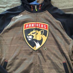 Florida Panthers Full Zip Pullover Hoodie
